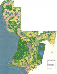 Map of Riverwood in Port Charlotte, FL