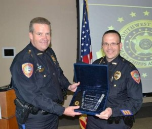 Capt. Tom Lewis named Outstanding Command Officer of the Year