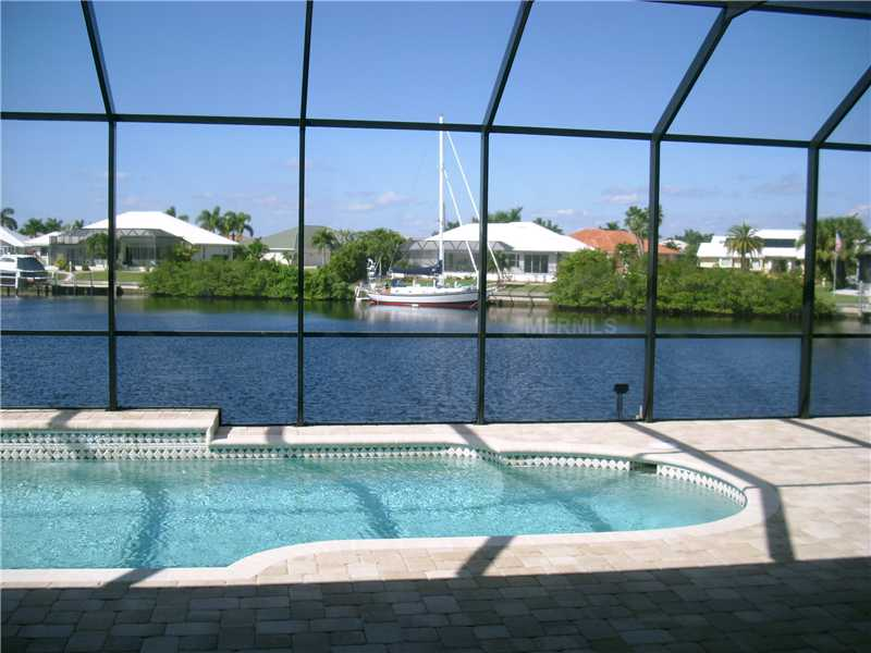 New Garden Pool Homes In Punta Gorda Fl