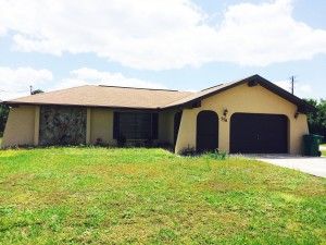 Port Charlotte 2 bedroom home for sale
