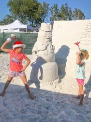 2016 Siesta Key Sand Sculpting Festival