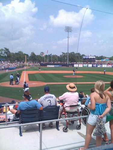Rays Spring Training near North Port, FL