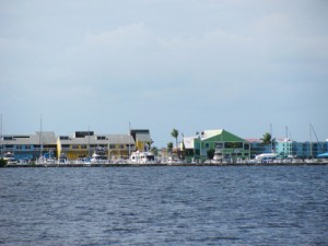 Fishermen's Village is a popular dining and retail center in Punta Gorda.