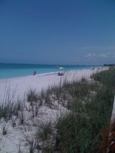 Quiet Beaches Close to Port Charlotte