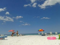The #1 Beach in 2011, Siesta Key is known for its crystal-like, powdery, soft sands.